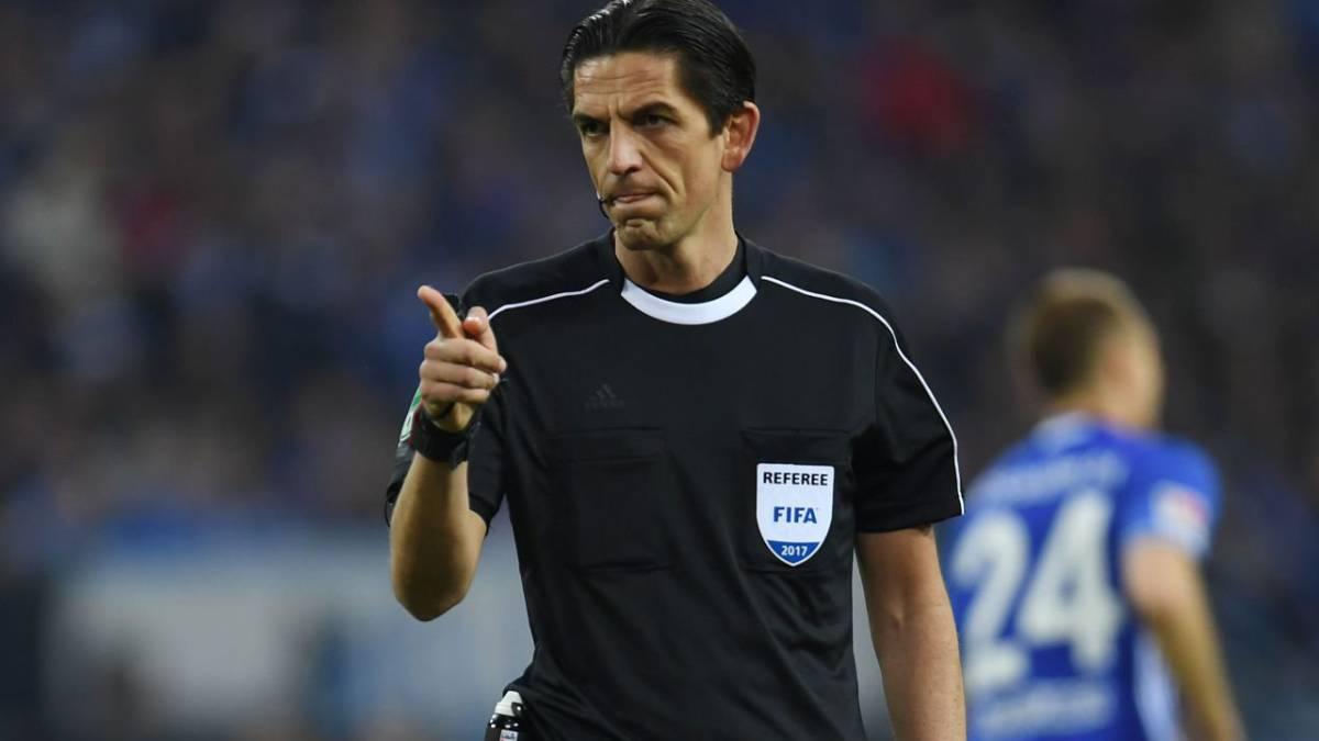 Aytekin arbitrará duelo de vuelta de Barcelona vs Juventus