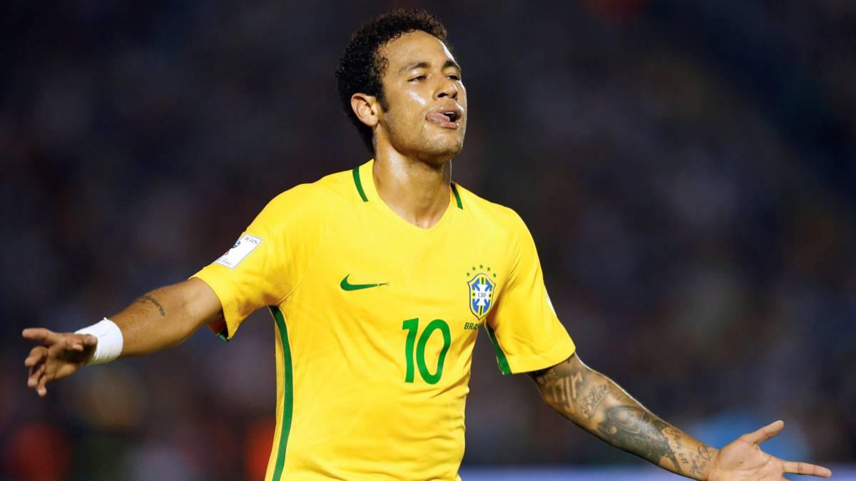 عملکرد جالب توجه نیمار در گلزنی به تیم های ملی آمریکای جنوبی