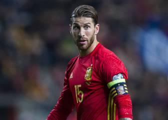 Sergio Ramos quiere examinar él mismo a Kylian Mbappé