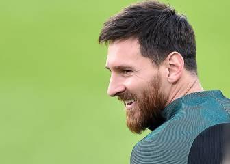 Agujero negro de Messi: sin gol en cuartos desde la 2012-13