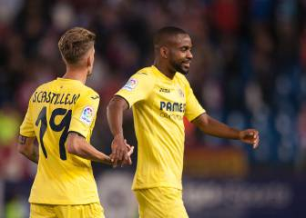 Bakambu mantiene al Villarreal y acerca al Sporting a Segunda