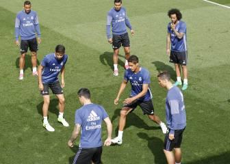 Zidane da descanso a Varane; Cristiano y Kroos vuelven