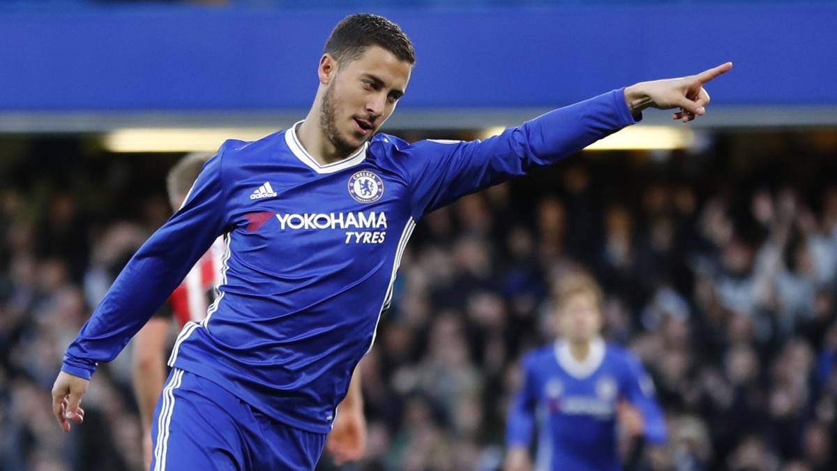 Conte cannot guarantee that Eden Hazard will stay at Chelsea AS