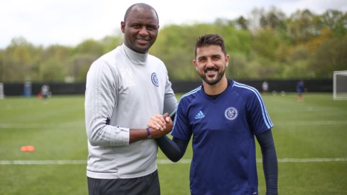 David Villa New York City Fc Contract
