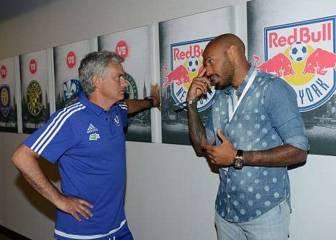 Henry no entiende a Mourinho