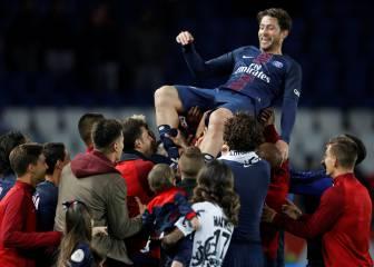 Maxwell dejará el fútbol tras la final de Copa de Francia