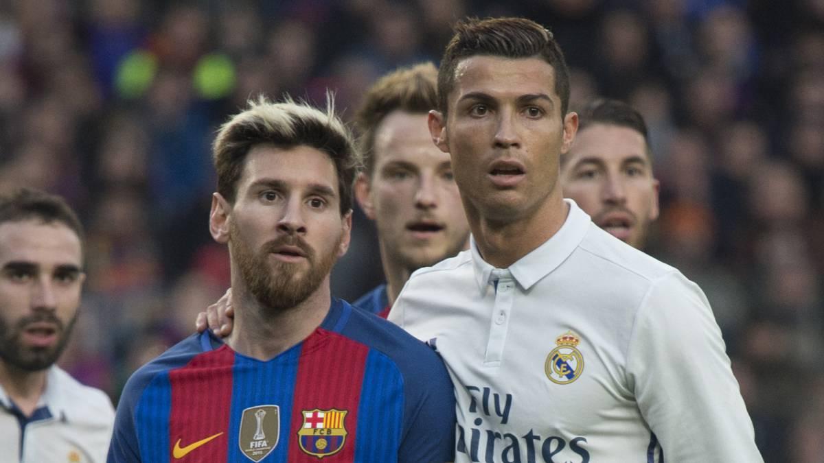 Resultado de imagen para Cristiano Ronaldo y Messi