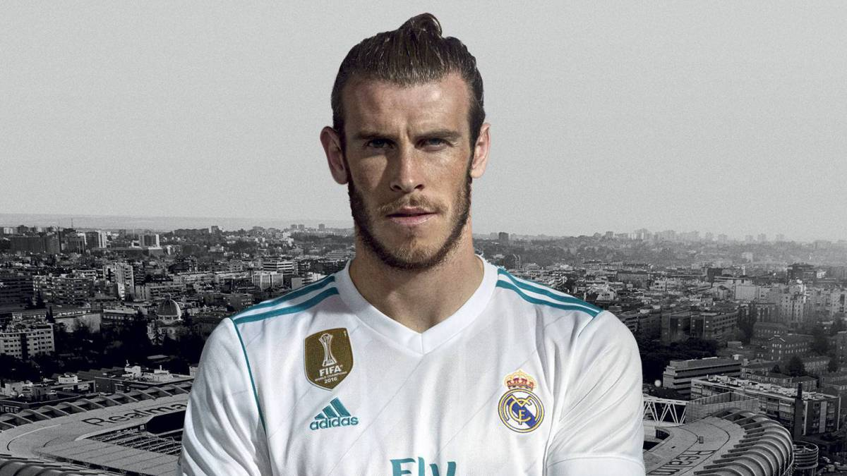 Real madrid unveil their new jersey for the 2017 18 season as com