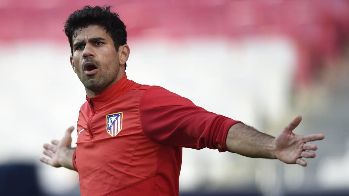 Diego Costa Atlético Madrid reportedly set for 30m euro bid AS