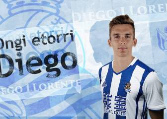 Oficial: Diego Llorente ficha por la Real Sociedad hasta 2022