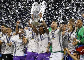 La plantilla del Madrid manda en el Top-500 de 'World Soccer'