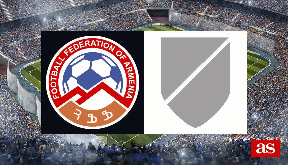Armenia 0-1 Grecia: resultado, resumen y goles - AS Usa