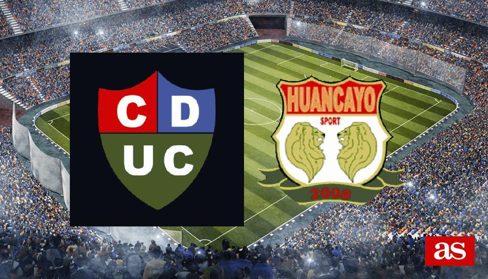 Unión Comercio vs Sport Huancayo en vivo y directo, Liga1 2019 - AS Peru