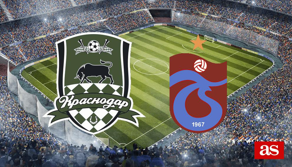 FC Krasnodar 3-1 Trabzonspor: results, summary and goals - AS English