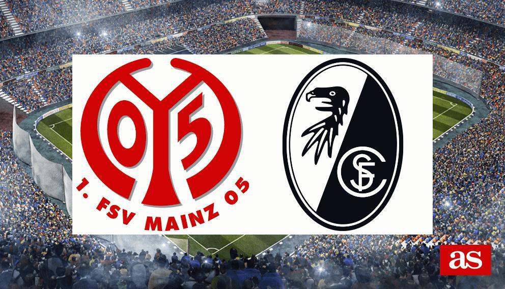 Mainz 05 vs Friburgo en vivo y directo, Bundesliga 2019/2020
