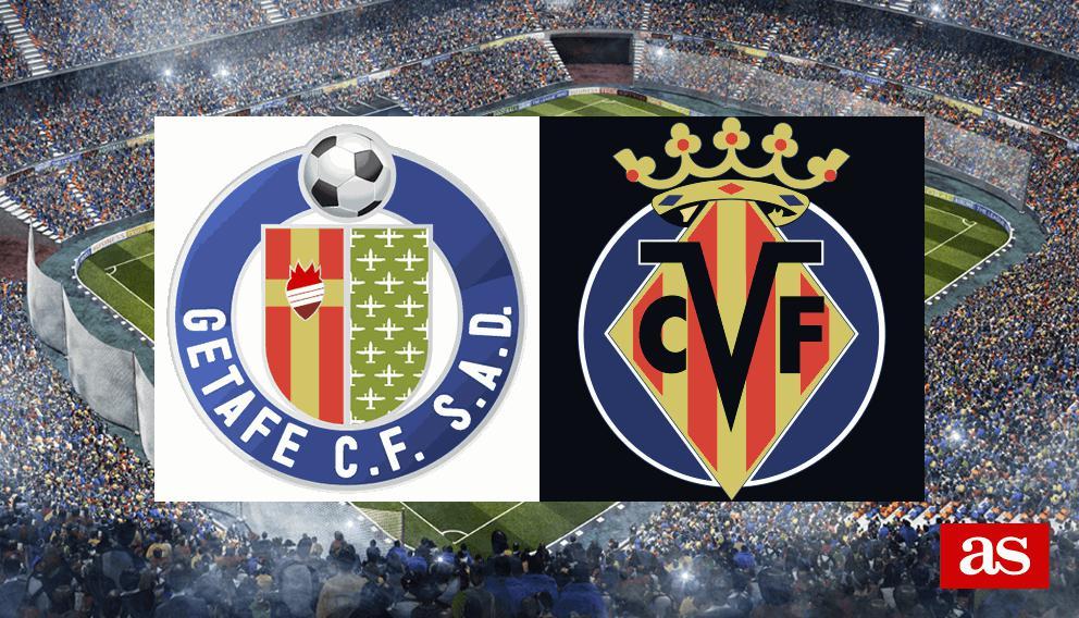 Getafe Vs Villarreal Previous Stats