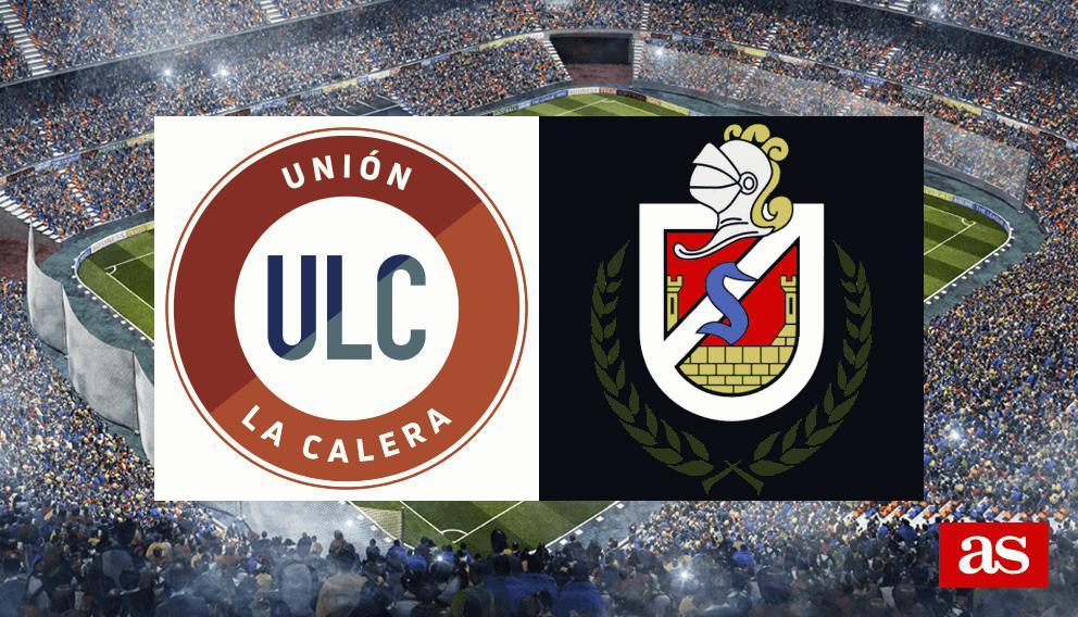 U La Calera 2 1 Deportes La Serena Results Summary And Goals