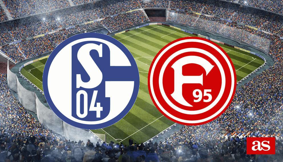 Schalke 04 3-3 Fortuna: resultado, resumen y goles - AS Usa