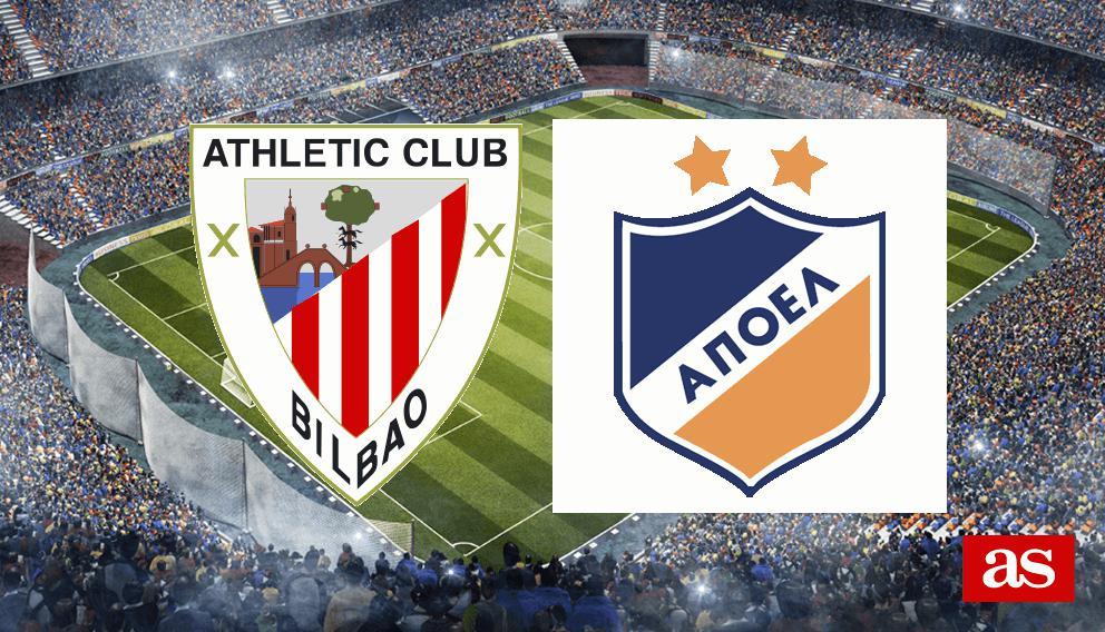 Athletic vs apoel live europa league 2016 2017 for Championship league table 99 00