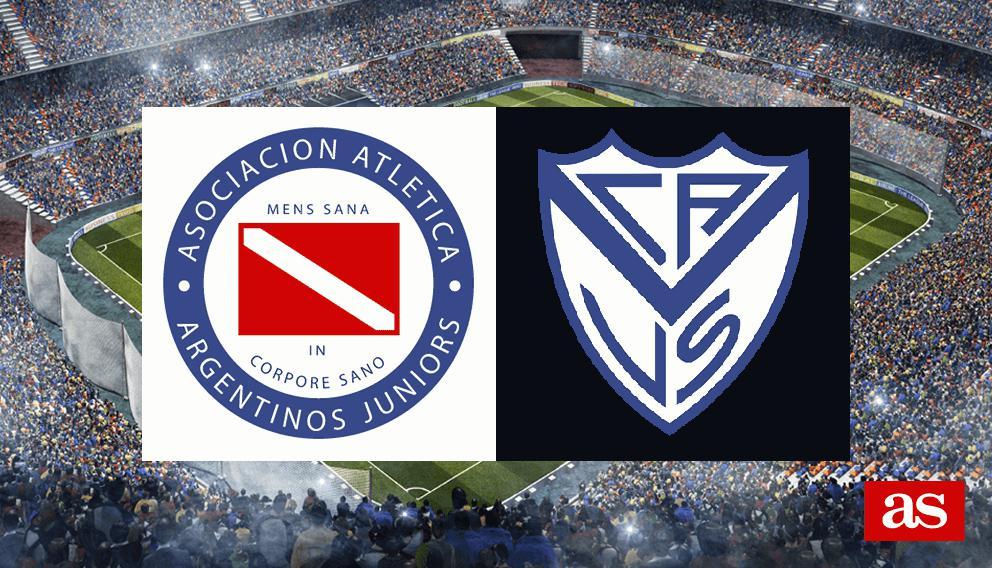 Resultado de imagen para Argentinos Jrs. vs Vélez