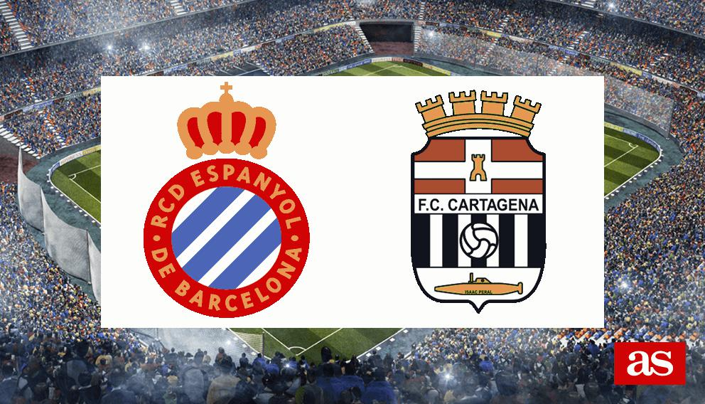 Watch Cartagena vs Espanyol in HD