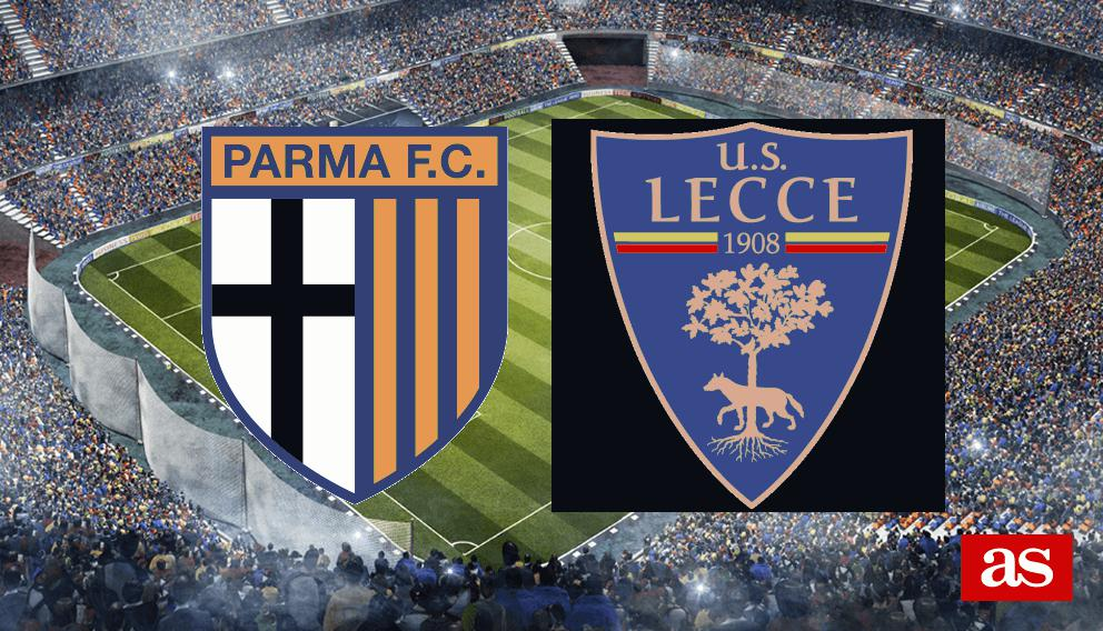 Parma   Lecce Results Summary And Goals