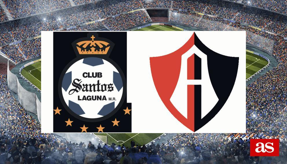 Santos laguna atlas en vivo y en directo online liga mx for Apertura piscinas zaragoza 2017
