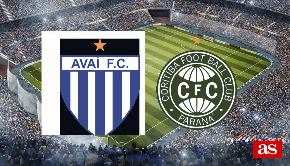 Avaí vs  Coritiba live: Campeonato Brasileño Serie A 2017 - AS com