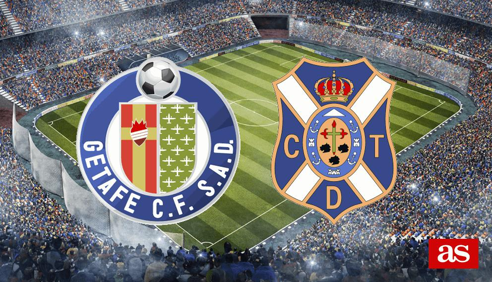 Resultado De La Liga Santander En Directo Getafe Vs Real: Tenerife En Vivo Y En Directo Online: LaLiga 1,2