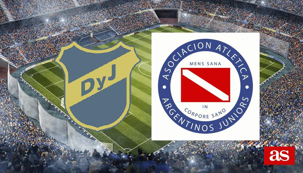 Defensa y Justicia 0-0 Argentinos Juniors: resultado, resumen y goles - AS Argentina
