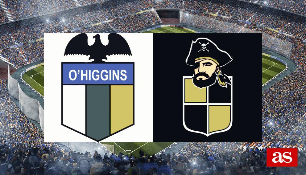 Resultado de imagen para O'Higgins vs Coquimbo
