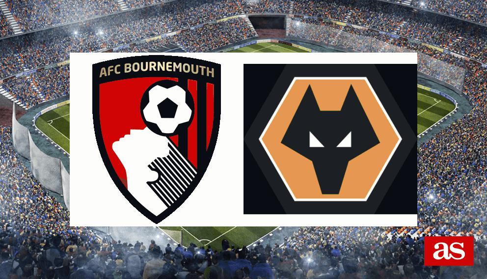 Resultado de imagen para Bournemouth vs Wolves