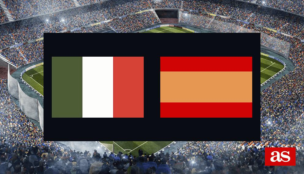 final eurocopa sub 21 2019