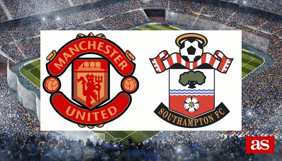 M. United 6-0 Southampton: resultado, resumen y goles