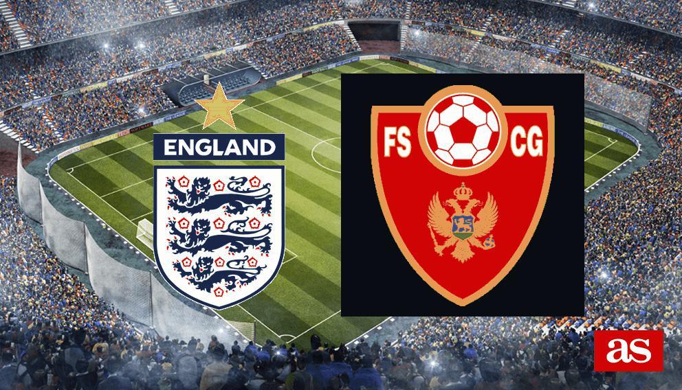 Inglaterra 7-0 Montenegro: resultado, resumen y goles - AS.com Móvil