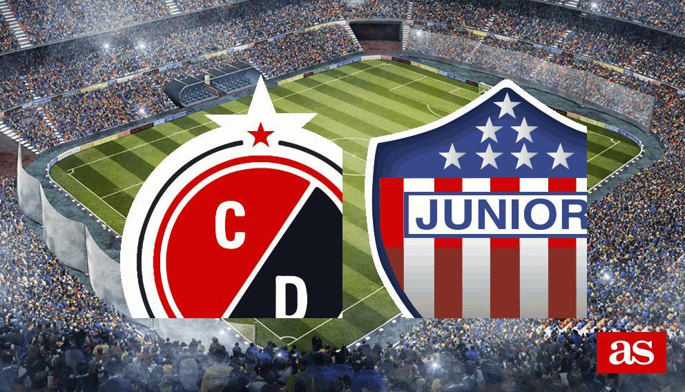 Cúcuta vs Junior en vivo y directo, Liga Águila II 2019 - AS Colombia