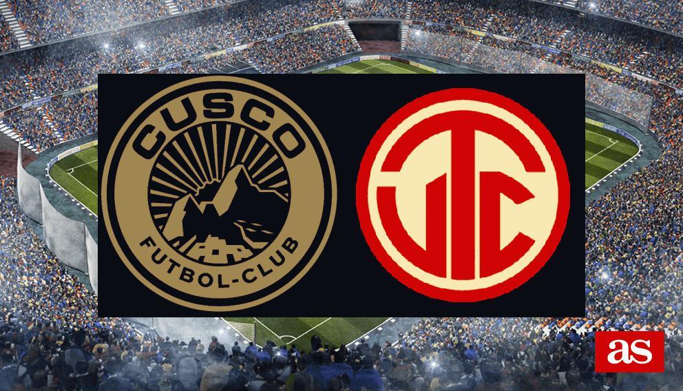 Real Atlético Garcilaso vs UTC Cajamarca en vivo y directo, Liga1 2019 - AS Colombia