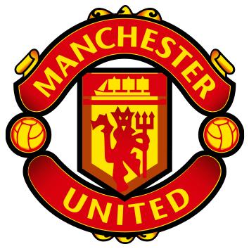 Resultado de imagen de escudo manchester united