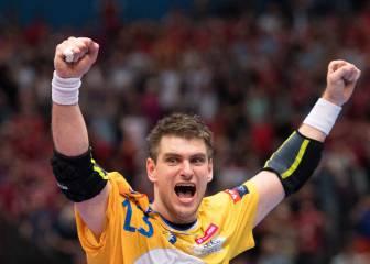 Aginagalde da la Champions al Kielce de Dujsebaev
