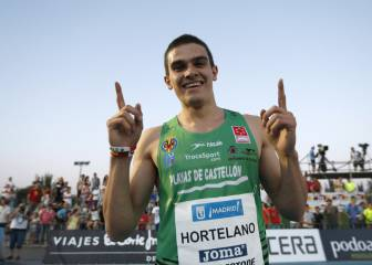 Bruno Hortelano, el español más rápido de la historia