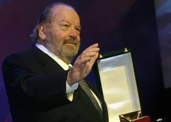 Bud Spencer, actor y nadador olímpico, fallece a los 86 años