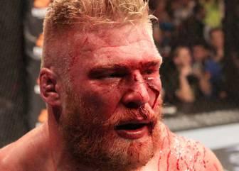 Los 3 puntos débiles de Brock Lesnar de cara al UFC 200