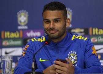 Thiago Maia, sobre Neymar: 'Tiemblo cuando se me acerca'