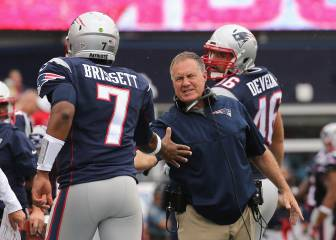 La sanción a Brady nos ha dejado ver al mejor Belichick