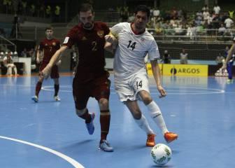 Rusia despierta del sueño a Irán y jugará la final del Mundial