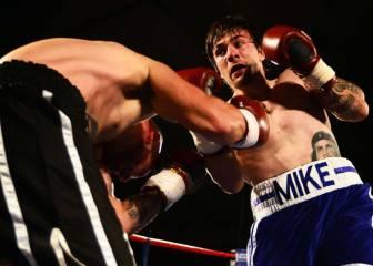 Tragedia en el boxeo británico