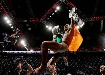 McGregor: 'Si quieren quitarme el cinturón, que vengan a por él'