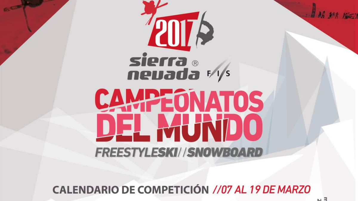 Esquí: Calendario del Mundial de snowboard y freestyle de Sierra Nevada 2017 - AS.com