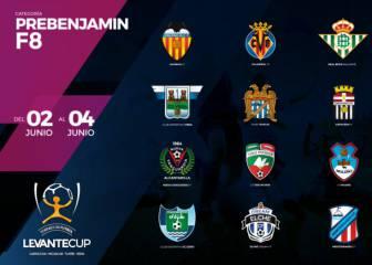 Las mejores canteras de España estarán en la Levante Cup