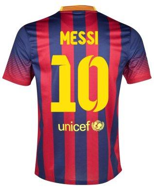Messi  Las 10 playeras de fútbol más vendidas del mundo a70cc60089334